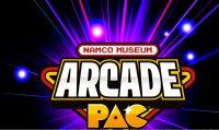 Namco Museum Arcade Pac per Nintendo Switch arriva il 27 settembre