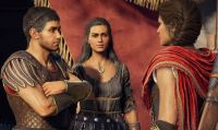Una serie di nuovi prodotti espande l'universo di Assassin's Creed Odyssey