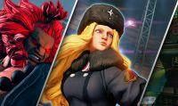 Capcom annuncia l'arrivo di Kolin su Street Fighter V