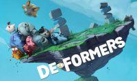 Ecco il trailer di lancio di Deformers