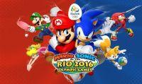 Svelato 'Mario & Sonic ai Giochi Olimpici di Rio 2016'
