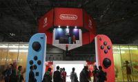 Nintendo Switch si fa un giro ad alta quota e senza gravità