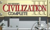 Sid Meier's Civilization III: Complete gratis su PC grazie a Humble Bundle