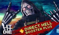 Il Booster Pack 'Direct Hell' di Let it Die sarà gratuito per gli utenti PS Plus fino al 18 aprile