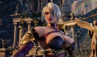 Due trailer ci mostrano Ivy e Zasalamel di Soul Calibur VI