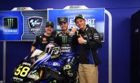 Il campione Lorenzo Daretti gareggerà online come Rider della Yamaha Factory
