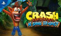 Crash Bandicoot N.Sane Trilogy - Rotto il Day-One in alcuni paesi