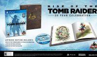 E' ufficiale: Rise of the Tomb Raider ad ottobre su PS4