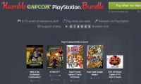 Un incredible Humble Bundle targato Capcom