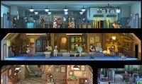 Fallout Shelter si aggiorna - Arrivano Pappagalli e Crafting