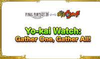 Torna la collaborazione tra Yo-Kai Watch e Final Fantasy XIV Online