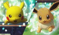 Pokémon Let's Go Pikachu ed Eevee superano complessivamente le 3 milioni di copie vendute in tutto il mondo