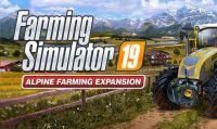 Farming Simulator 19 Premium Edition - Un nuovo trailer dedicato all'espansione Alpine Farming