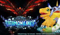 Digimon Links è disponibile gratuitamente per iOS e Android