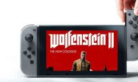 Wolfenstein II - Trapela un video off-screen della versione per Nintendo Switch