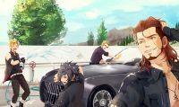 Final Fantasy XV -  Azione, stealth e auto personalizzabile