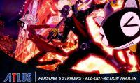 Persona 5 Strikes - Pubblicato un nuovo trailer