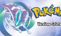 Pokémon Cristallo è in arrivo su Nintendo 3DS