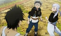 Disponibili nuovi screenshot per Black Clover: Quartet Knights