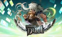 Il mobile card-game Mabinogi Duel incontra BlazBlue