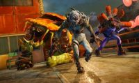 DLC Mystery of the Mooil Rig per Sunset Overdrive
