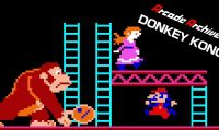 Donkey Kong disponibile su Nintendo Switch