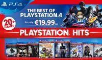 Sony annuncia i nuovi Platinum: ecco le PlayStation Hits