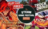 Soedesco prende parte al Festival dei giochi di Steam