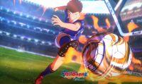 Captain Tsubasa: Rise of New Champions - Il nuovo filmato è incentrato sulla nazionale americana