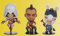 Ubisoft annuncia la seconda serie di statuette di Ubisoft Heroes