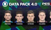 PES 2018 - Disponibile il Data Pack 4.0