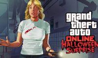 Per Halloween grandi sorprese per Grand Theft Auto Online