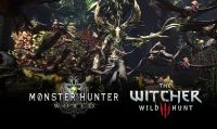 Monster Hunter: World - In arrivo un nuovo evento a tema The Witcher III