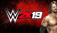 WWE 2K19 - Il primo screen mette in mostra AJ Styles
