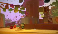 Immagini e video gameplay per Tearaway