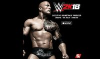 The Rock ha curato la colonna sonora di WWE 2K18