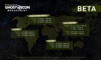Svelati i dettagli della Closed Beta di Tom Clancy's Ghost Recon: Breakpoint