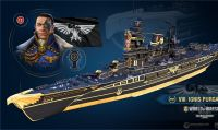 In arrivo la collaborazione tra World of Warships e Warhammer 40.000