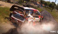 Ecco il trailer di lancio di WRC 7