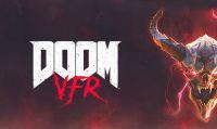 Ecco il trailer di lancio di DOOM VFR