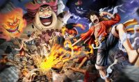 One Piece Pirate Warriors 4 - Il nuovo filmato presenta la guerra di Marineford