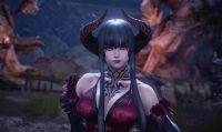 Tekken 7 - Tante informazioni su Eliza, DLC e Season-Pass