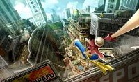 Il primo trailer di One Piece: World Seeker si mostra nuovamente al pubblico, ma in 4K