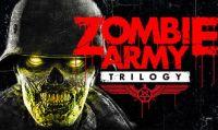 Zombie Army Trilogy - Rebellion rilascia il trailer di lancio