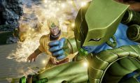 Jotaro Kujo e Dio Brando protagonisti del nuovo video gameplay di Jump Force