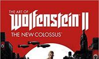 Wolfenstein II: The New Colossus - In arrivo un artbook di 184 pagine