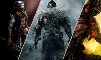 La trilogia di Dark Souls è stata completata senza subire danni