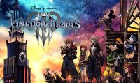 Rivelata la box art ufficiale di Kingdom Hearts 3