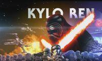 Ecco il Kylo Ren di LEGO Star Wars: Il Risveglio della Forza