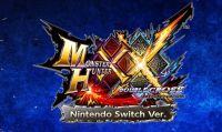 Monster Hunter XX - Primo trailer e data d'uscita per Nintendo Switch